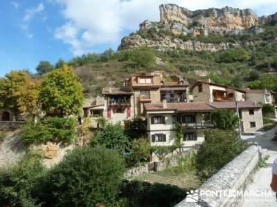 Cañones y nacimento del Ebro - Monte Hijedo;puerto de navacerrada bola del mundo;rutas buitrago de